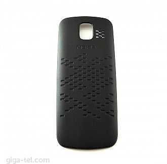 Nokia 110 battery cover black
