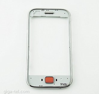 Samsung S6802 front cover orange