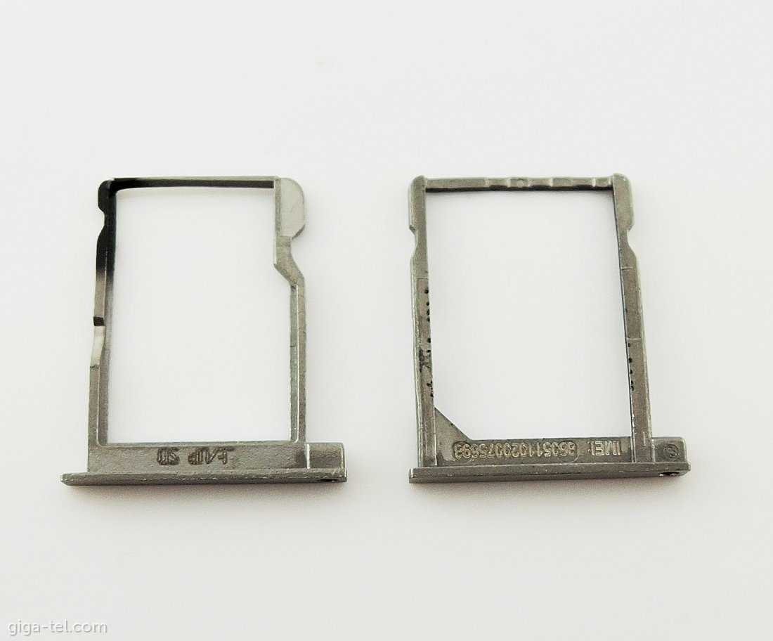Huawei P6  SIM+SD holder black