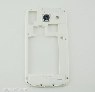 Samsung i8262 middle cover white