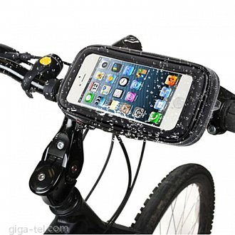 weather resistand bike mount for 6 inch phones
