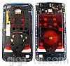 Motorola Nexus 6 middle black with parts