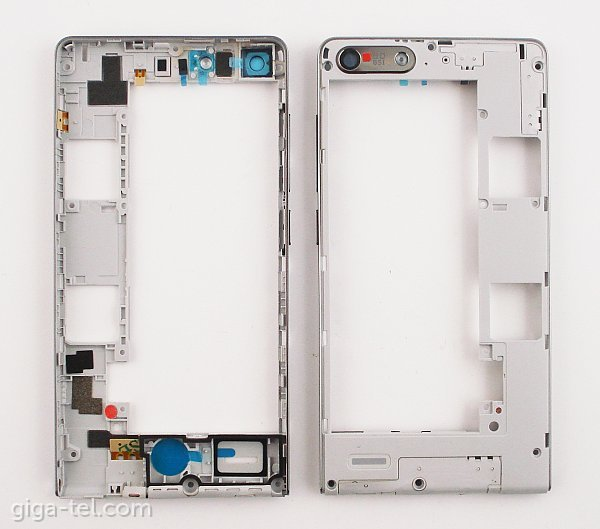 Huawei G6 middle cover black 1SIM