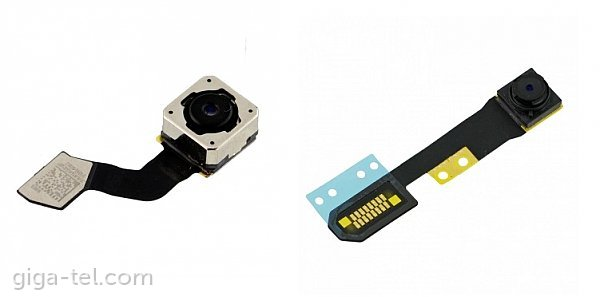 OEM front+main camera for ipod touch 5