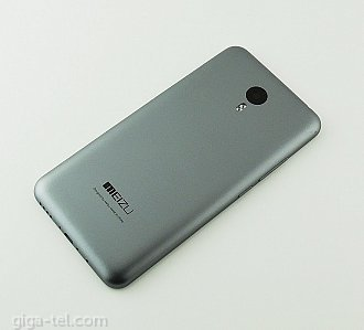 Meizu M2 Note battery cover grey