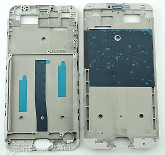 Meizu M2 Note front / LCD cover