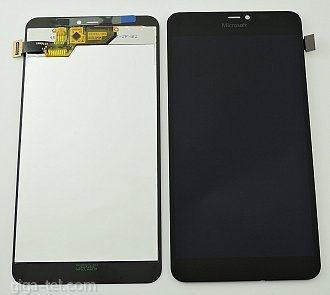 Microsoft Lumia 640XL LCD without front cover