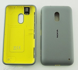 Nokia 620 battery cover grey