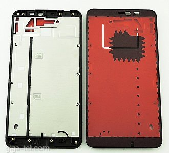 Microsoft Lumia 640 XL front cover
