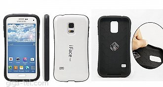 iFace Anti-Shock Reinforced Back Case Cover