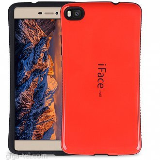 iFace Huawei P8 case red