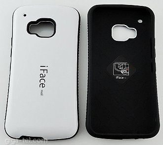 iFace HTC One M9 case white