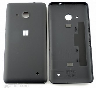 Microsoft Lumia 550 rear cover with side keys