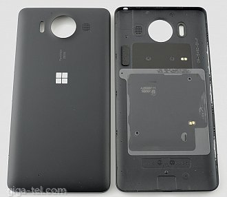 Microsoft Lumia 950 cover with NFC and side keys