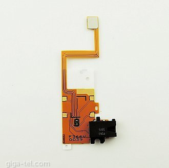 Microsoft Lumia 950 audio connector flex