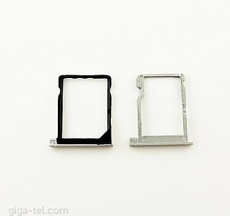 Huawei P6 SIM+SD holder white