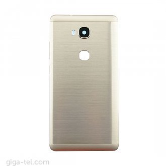 Honor 5X back cover gold with camera lens - without logo Honor