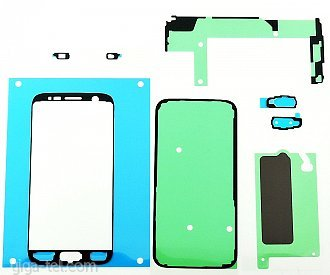 Samsung Galaxy S7 OCTA LCD Kit