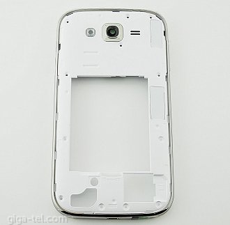 Samsung i9060 1SIM middle cover white