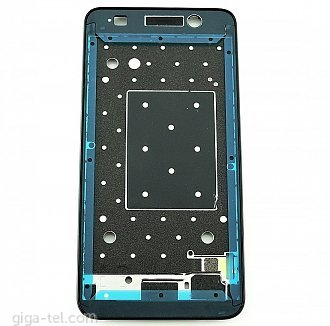 Huawei Y6 front cover black