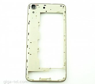 Huawei Y6 middle cover white