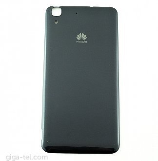 Huawei Y6 battery cover black