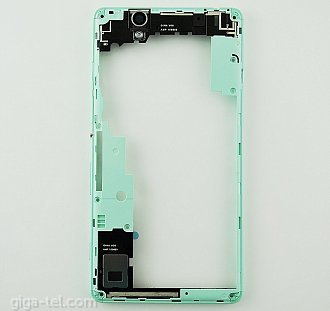 Sony C4,C4 Dual rear cover green