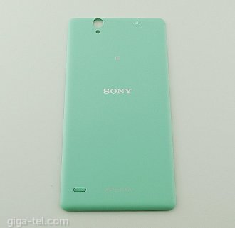 Sony C4,C4 Dual battery cover green