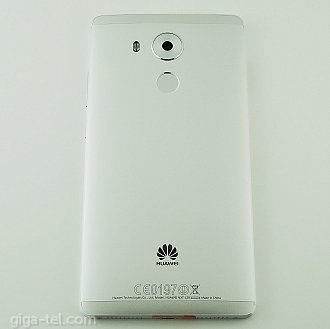 Huawei Mate 8 back cover white without fingerprint