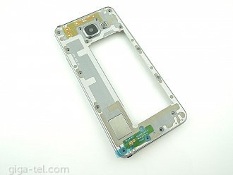 Samsung A310F Galaxy A3 2016 - cover is without adhesive tape ( as at picture)