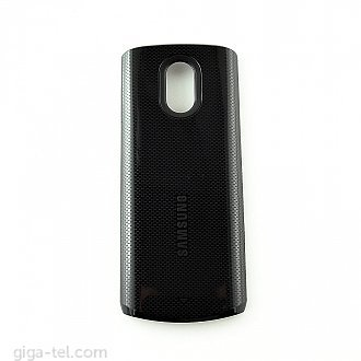 Samsung E2120 battery cover grey