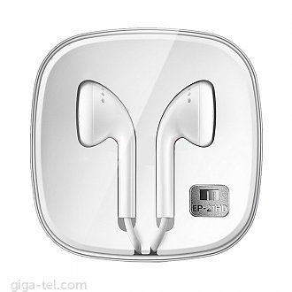 Meizu Earphone EP-21 HD headphone With Microphone for MEIZU MX4 PRO MX4 MX3 and etc.