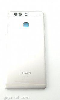 Huawei P9 back cover white with CE - without fingerprint flex !