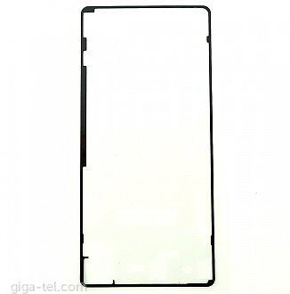 Sony Xperia X Performance Adhesive WR Panel Rear