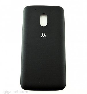 Motorola G4 Play battery cover black