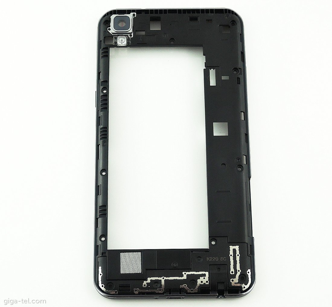 LG K220 middle cover black - ACQ89305101