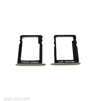 Huawei GR3 SIM+SD tray black