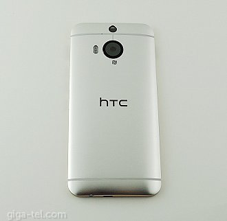 HTC M9+ battery cover silver