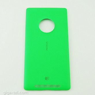 Nokia 830 battery cover green