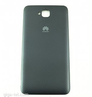 Huawei Y6 Pro battery cover black