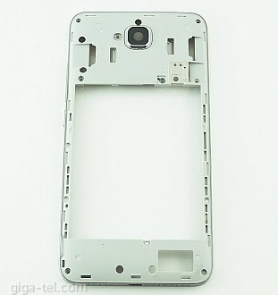 Huawei Y6 PRO middle cover white