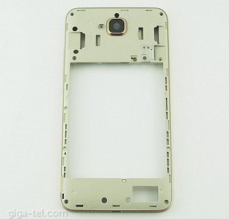 Huawei Y6 PRO middle cover gold