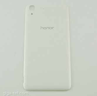 Honor 4A battery cover white