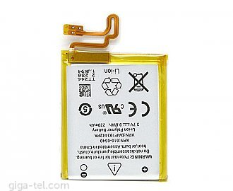 OEM battery for iPod Nano 7