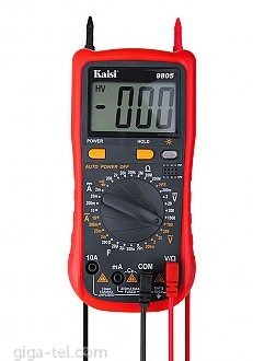 Digital Multimeter K-9805