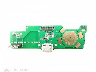 BlackView BV6000 charger board