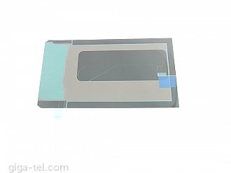 Samsung S6 sticker for back side LCD