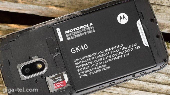 Motorola Gk40 Battery