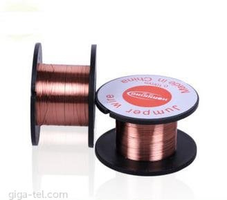 Conductor wire 0,1mm