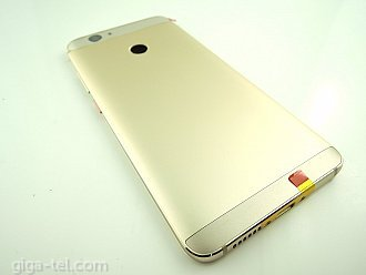 Huawei Nova battery cover gold - without logo